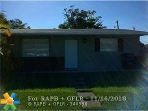 1901 SW 68th Ter, North Lauderdale, FL 33068 (MLS #F10148696) :: Green Realty Properties