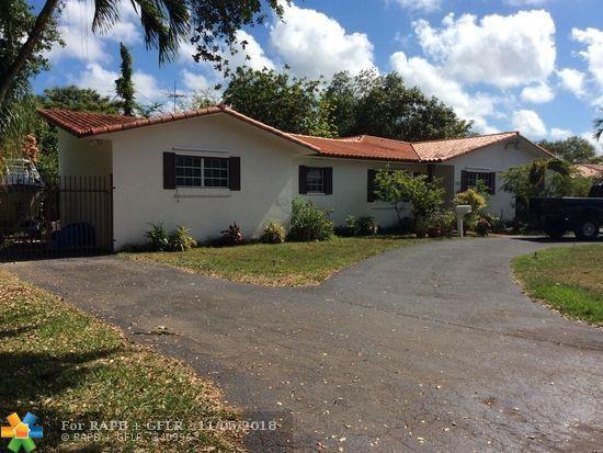 5878 SW 29th St, Miami, FL 33155 (MLS #F10148754) :: Green Realty Properties
