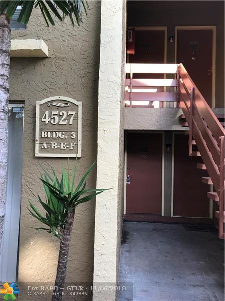 4527 Treehouse Ln 3 B, Tamarac, FL 33319 (MLS #F10148962) :: Green Realty Properties