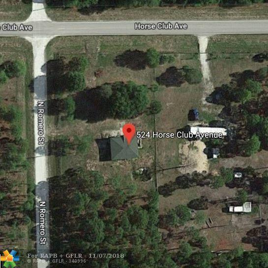 524 Horse Club Ave, Other City - In The State Of Florida, FL 33440 (MLS #F10149143) :: Green Realty Properties