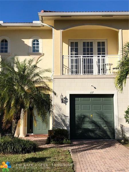 117 Via Aurelia #117, Royal Palm Beach, FL 33411 (MLS #F10149178) :: Green Realty Properties