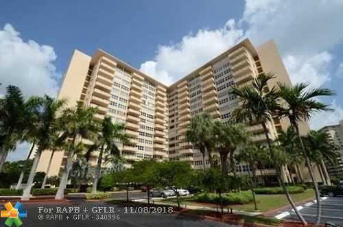 3333 NE 34th St #811, Fort Lauderdale, FL 33308 (MLS #F10149216) :: Green Realty Properties