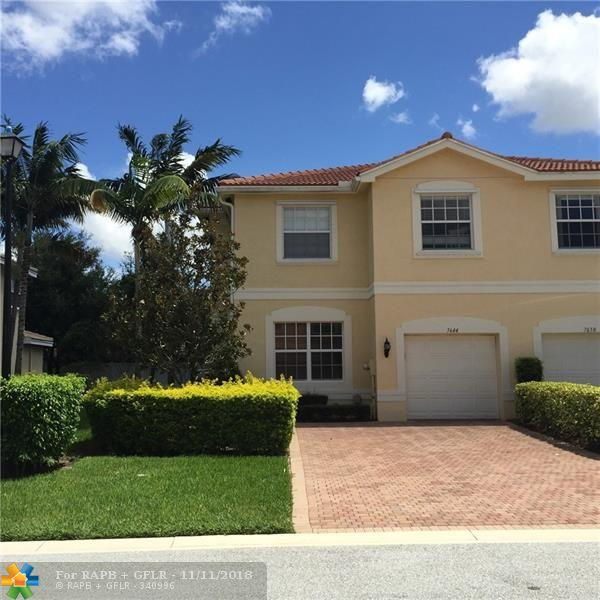7644 Spatterdock Dr #7644, Boynton Beach, FL 33437 (MLS #F10149657) :: Green Realty Properties