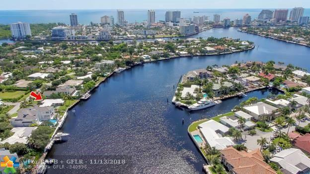 671 Middle River Dr, Fort Lauderdale, FL 33304 (MLS #F10149714) :: Green Realty Properties