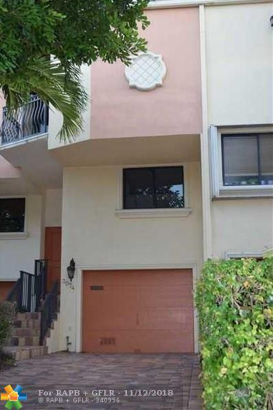 3074 NE 49th St #4, Fort Lauderdale, FL 33308 (MLS #F10149762) :: Green Realty Properties