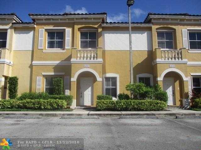 14057 SW 49th Street #5, Miramar, FL 33027 (#F10149765) :: The Rizzuto Woodman Team