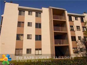 3700 N Pine Island Rd #102, Sunrise, FL 33351 (MLS #F10149937) :: Green Realty Properties