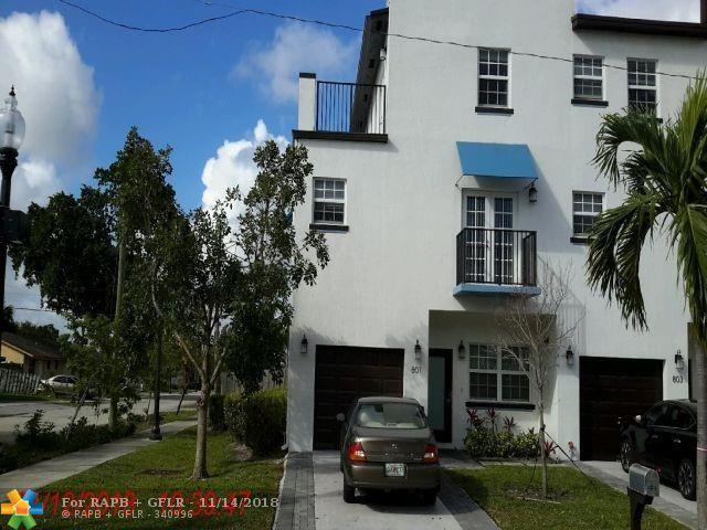801 NW 1st Ave #801, Fort Lauderdale, FL 33311 (MLS #F10150129) :: Green Realty Properties