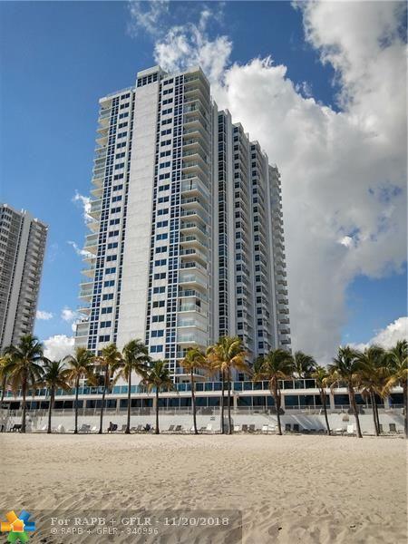 1360 S Ocean Blvd #1407, Pompano Beach, FL 33062 (MLS #F10150777) :: The O'Flaherty Team