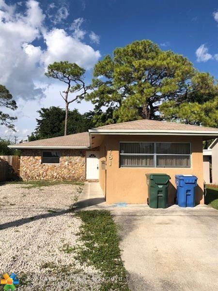 781 NE 37th St, Oakland Park, FL 33334 (MLS #F10151149) :: Green Realty Properties