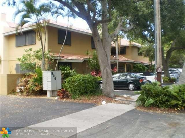 905 SE 12th Ct #13, Fort Lauderdale, FL 33316 (MLS #F10151444) :: Green Realty Properties