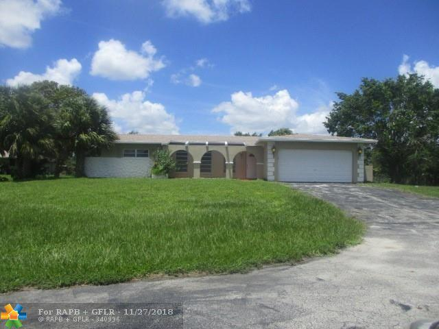 5001 Hancock Rd, Southwest Ranches, FL 33330 (MLS #F10151628) :: Green Realty Properties