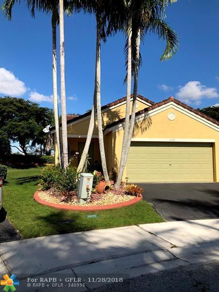 1229 Majesty Ter, Weston, FL 33327 (MLS #F10151688) :: Green Realty Properties