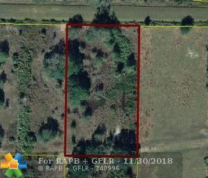 19840 NW 300th Street, Okeechobee, FL 34972 (MLS #F10152105) :: Green Realty Properties