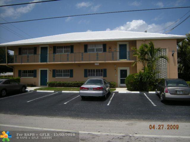 2301 NE 36th St #202, Lighthouse Point, FL 33064 (MLS #F10152200) :: Green Realty Properties