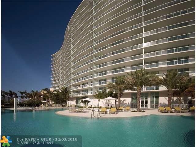 1 N Ocean Blvd #713, Pompano Beach, FL 33062 (MLS #F10152306) :: Green Realty Properties