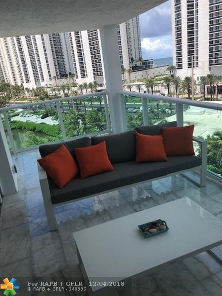 100 Bayview Dr #805, Sunny Isles Beach, FL 33160 (MLS #F10152605) :: Green Realty Properties