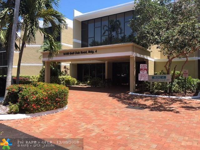 16100 Golf Club Rd #104, Weston, FL 33326 (MLS #F10153161) :: United Realty Group