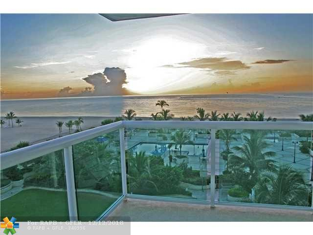 2100 S Ocean Ln #512, Fort Lauderdale, FL 33316 (MLS #F10153812) :: Green Realty Properties