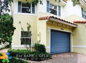 2551 NW 31st Ct #67, Oakland Park, FL 33309 (MLS #F10156818) :: Green Realty Properties