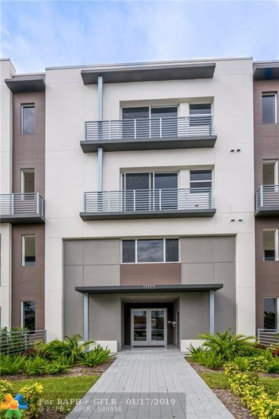 1034 NE 18th Ave #104, Fort Lauderdale, FL 33304 (MLS #F10157386) :: EWM Realty International