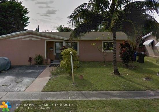 3132 NW 43rd St, Lauderdale Lakes, FL 33309 (MLS #F10158014) :: Green Realty Properties