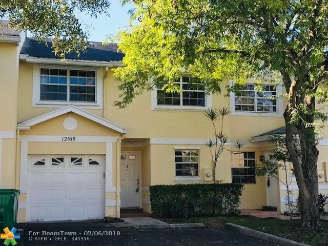 12168 SW 50th St, Cooper City, FL 33330 (MLS #F10158464) :: Green Realty Properties
