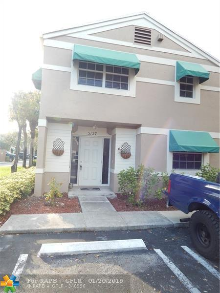 5127 SW 123rd Ave #5127, Cooper City, FL 33330 (MLS #F10158782) :: Green Realty Properties