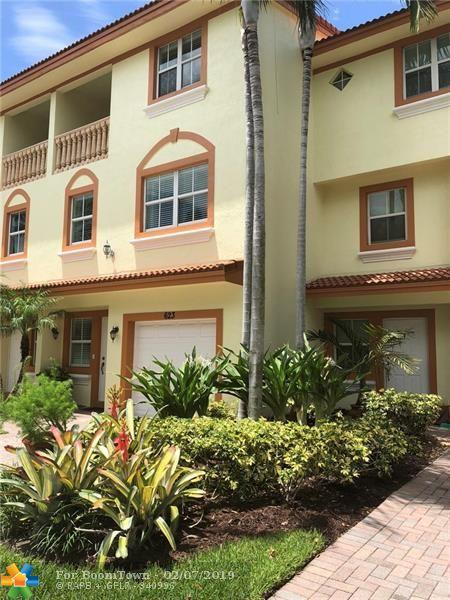 625 NE 8th Ave #1, Fort Lauderdale, FL 33304 (MLS #F10161741) :: The Howland Group