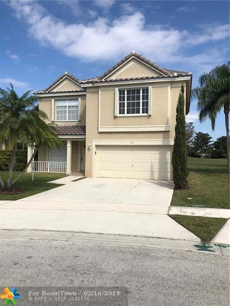 9731 N Grand Duke Cir, Tamarac, FL 33321 (MLS #F10163172) :: Green Realty Properties