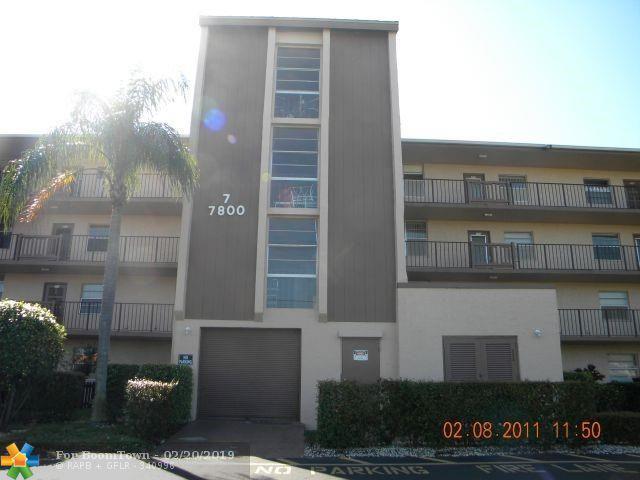 7800 NW 18th St #108, Margate, FL 33063 (#F10163730) :: Dalton Wade