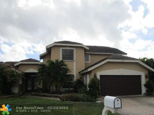 1820 NW 103rd Ave, Plantation, FL 33322 (MLS #F10163743) :: GK Realty Group LLC
