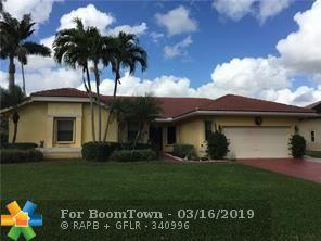 5921 NW 60th Ave, Parkland, FL 33067 (MLS #F10167352) :: The O'Flaherty Team