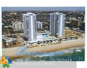 1360 S Ocean Blvd #703, Pompano Beach, FL 33062 (MLS #F10168027) :: The O'Flaherty Team