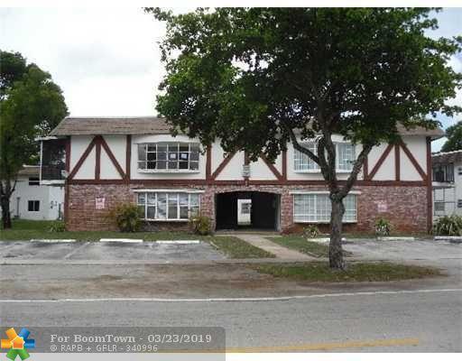 1816 NW 55th Ave V#3, Lauderhill, FL 33313 (MLS #F10168359) :: EWM Realty International