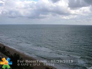 4100 Galt Ocean Dr #1011, Fort Lauderdale, FL 33308 (MLS #F10169301) :: Laurie Finkelstein Reader Team