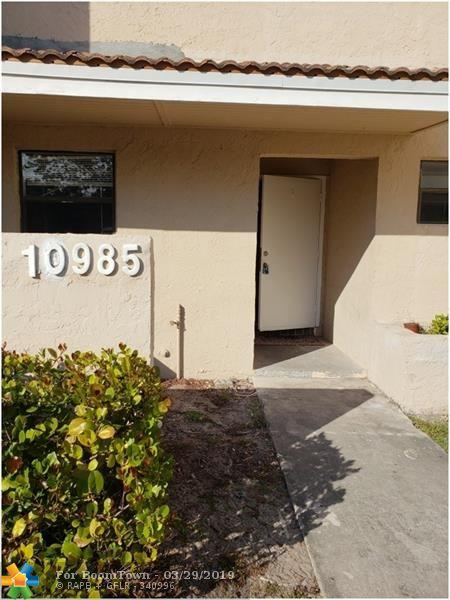 10985 Royal Palm Blvd #10, Coral Springs, FL 33065 (MLS #F10169334) :: RICK BANNON, P.A. with RE/MAX CONSULTANTS REALTY I