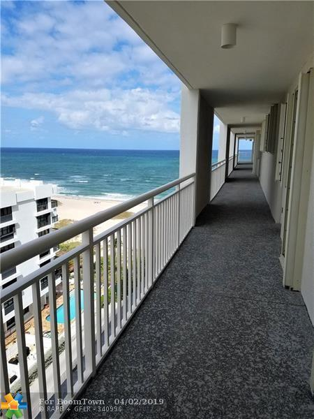 750 N Ocean Blvd #1101, Pompano Beach, FL 33062 (MLS #F10169835) :: Lucido Global