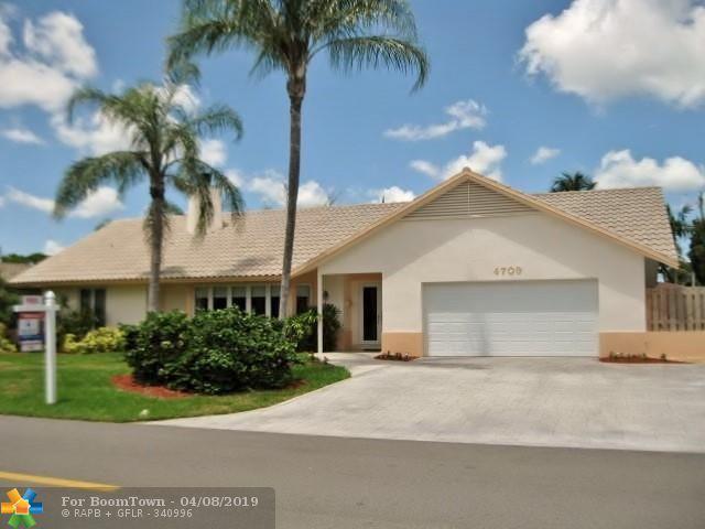 4709 NE 23rd Ave, Fort Lauderdale, FL 33308 (MLS #F10170788) :: The O'Flaherty Team