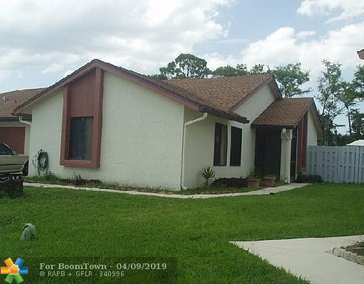 9649 Golf State Park Cir, Boca Raton, FL 33428 (#F10170956) :: Weichert, Realtors® - True Quality Service