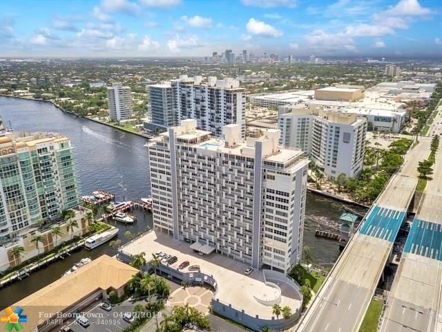 2800 E Sunrise Bl 14E, Fort Lauderdale, FL 33304 (MLS #F10172874) :: Castelli Real Estate Services