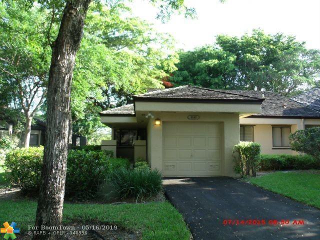 9247 Chelsea Dr #9247, Plantation, FL 33324 (MLS #F10174784) :: Castelli Real Estate Services