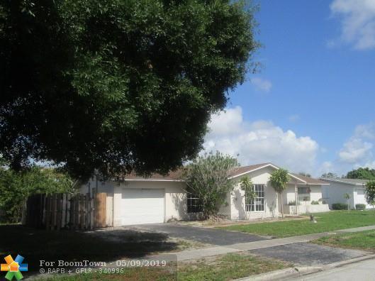 531 SW 62nd Way, Margate, FL 33068 (MLS #F10175300) :: Green Realty Properties