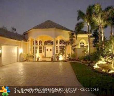 2850 W Stonebrook Cir, Davie, FL 33330 (MLS #F10175913) :: The O'Flaherty Team