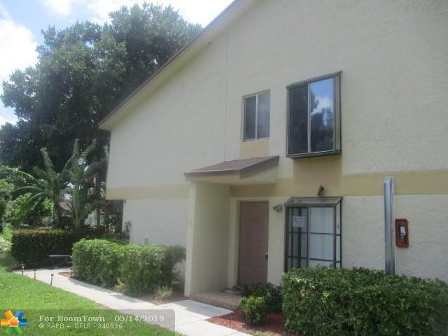 709 Gardens Dr #102, Pompano Beach, FL 33069 (MLS #F10176192) :: Castelli Real Estate Services