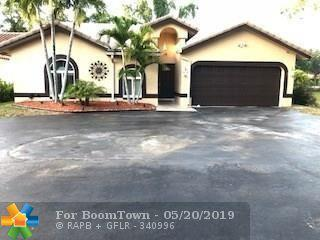 2300 NW 97th Ln, Coral Springs, FL 33065 (MLS #F10176754) :: GK Realty Group LLC
