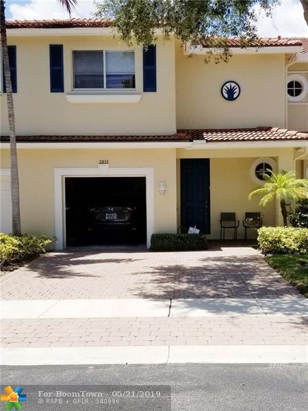 2835 S Evergreen Cir #2835, Boynton Beach, FL 33426 (MLS #F10176844) :: Castelli Real Estate Services