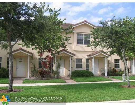 6815 Sienna Club Pl #6815, Lauderhill, FL 33319 (MLS #F10176853) :: The O'Flaherty Team