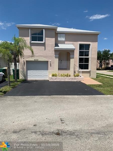 4241 SW 72nd Way, Davie, FL 33314 (MLS #F10176858) :: GK Realty Group LLC