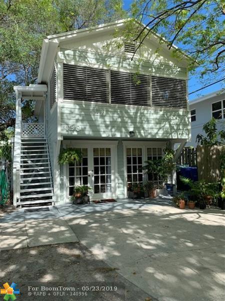 420 NE 15th Ave, Fort Lauderdale, FL 33301 (MLS #F10177424) :: Green Realty Properties